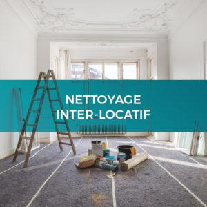 Nettoyage interlocatif - tete de loup nettoyage